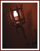 Wought iron wall Lamps & lamps